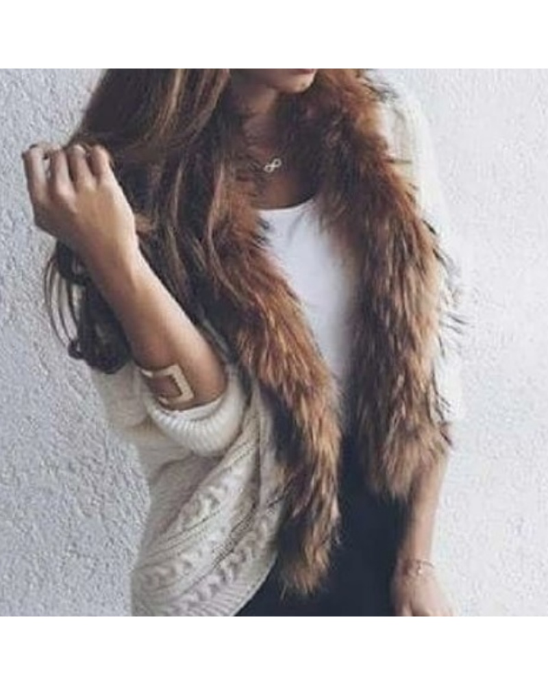 Rebeca con pelo