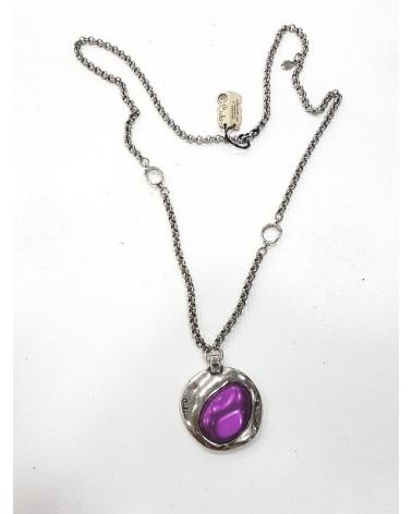 Collar redondel resina ovalada marca Ciclón para mujer Ref: 162839